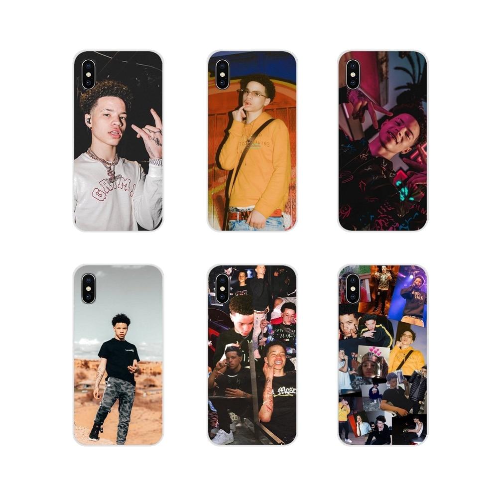 Lil Mosey аксессуары чехлы для телефонов Apple iPhone X XR XS 11Pro MAX 4S 5C SE 6S 7 8 Plus ipod touch 5 6