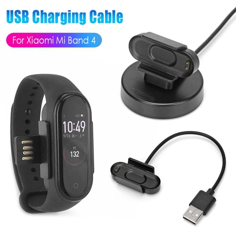 Cable de carga USB 2021 para Xiaomi Mi Band 4, Cargador de...