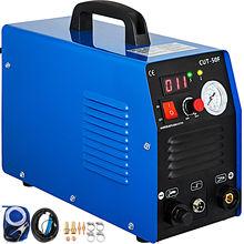 VEVOR CUT50 50Amp coupeur de Plasma HF onduleur Machine de découpe de soudage au Plasma numérique IGBT onduleur Machine de soudage numérique