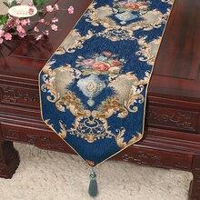 Nappe de Table en Chenille   Fier européen, nappe de Table décor nappe de Table, nappe de Table à thé personnalisée, nappe de lit de haute qualité, pendentif