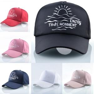 Unisex Fashion Baseball Cap Seasons Outdoor Travel Sunhat Couple Casual Adjustable  Men/Women Polyester All-match Golf Hat