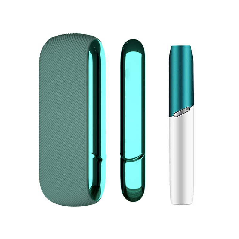 Tapa + funda + lateral para IQOS 3,0 tapa magnética PC cubierta lateral para IQOS 3 Duo accesorios de decoración accesorios de cubierta reemplazable