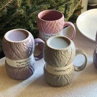 nieuwe wol keramiek mokken kleurrijke koffie mok creative milk tea office cup ontbijt drinkware mugs de beste verjaardagscadeau