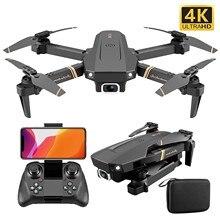 Nouveau Drone Rc 4k HD à double caméra grand Angle, Wifi Fpv, Mode de maintien en hauteur, Quadrotor pliable, jouet, cadeau, 2020