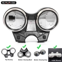 speedometer tachometer gauges cover for honda cb 1300 super four 2003 2014 2013 motorcycle accessories case shell surface cb1300