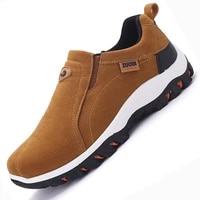 men casual shoes loafers sneakers for men shoes outdoors breathable flock male footwear walking comfortable shoes men