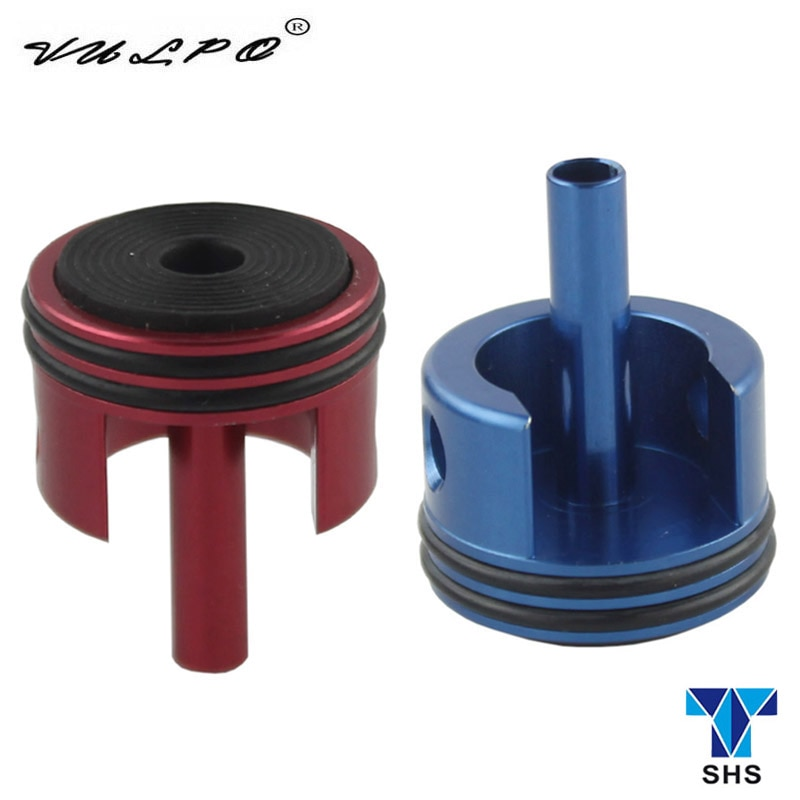Culata de aluminio VULPO SHS CNC para Airsoft AEG Ver.3 G36 / G36C/ SCAR/caja de cambios MASADA