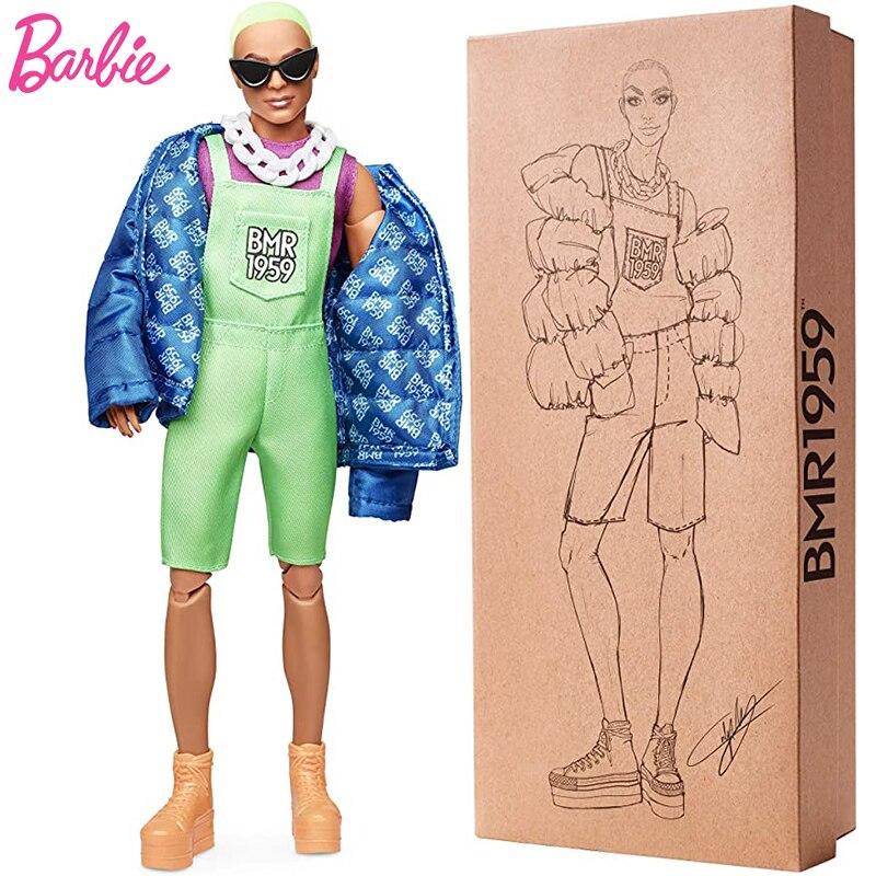 Ken de muñeca Barbie Original para niñas, ropa de Ken para muñeca,...