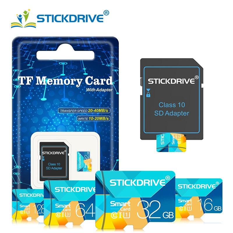 High Speed Memory Card UHS-3 128GB 64GB Micro sd card 32GB 16GB Class10 UHS-1 flash Memory card Microsd TF SD Cards & SD adapt