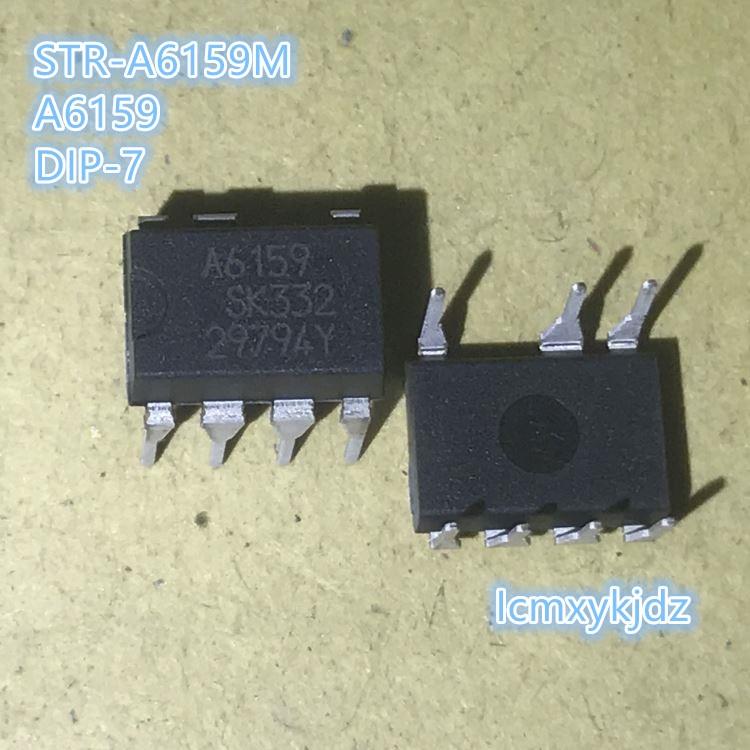 1 unids/lote... A6159M A6159 STR-A6159 STR-A6159M DIP-7 Original nueva producto nuevo original entrega rápida