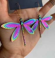 big dragonfly earrings dragonfly statement earrings dragonfly earrings big dragonfly jewelry dragonfly jewelry gifts