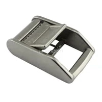 316 stainless steel cam buckle ratchet buckle tie down strap or webbing cargo lashing lash luggage bag belt metal buckle