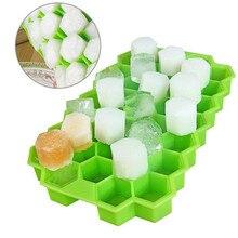 37 مكعبات علبة ثلج قالب مكعب الإبداعية لتقوم بها بنفسك العسل شكل مكعبات الثلج راي قالب الآيس كريم حفلة مشروب بارد أدوات بار مشروب بارد