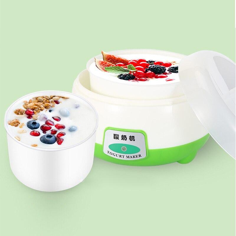 Equipo eléctrico de fermentación de leche para yogurera, Kit de fermentación de...