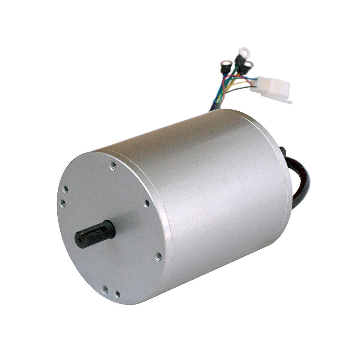 Brushless DC motor 1500W 24V low noise electric motor