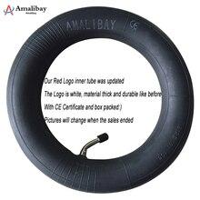 Amalibay chambres à air plus épaisses pour Xiaomi M365 Pro Scooter électrique 8 1/2x2 caméras en caoutchouc pneu de roue de gonflage pneus extérieurs solides