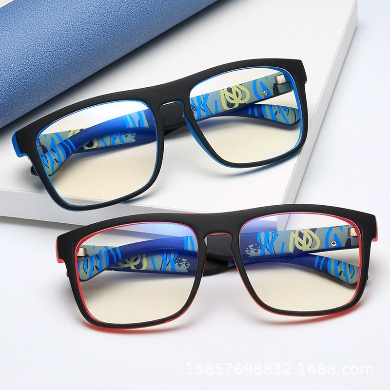Anti Blue Light Glasses Men 2020 Computer Screen Glasses Women Optical Spectacles Vintage Gaming Eye