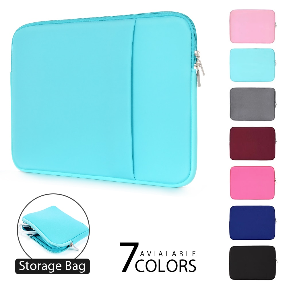 """Laptop Notebook Case Tablet Sleeve Cover Bag 11"""" 12"""" 13"""" 15"""" 15.6"""" for Macbook Matebook Retina 14 inch for Xiaomi Huawei HP Dell"""