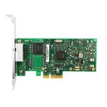 CEACENT AN8350-T2 I350-T2 المزدوج ميناء جيجابت إيثرنت خادم محول RJ45 * 2 PCI اكسبريس بطاقة الشبكة NIC