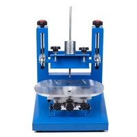high precision screen printing station smt stencil manual solder paste silk semi automatic printing station ch