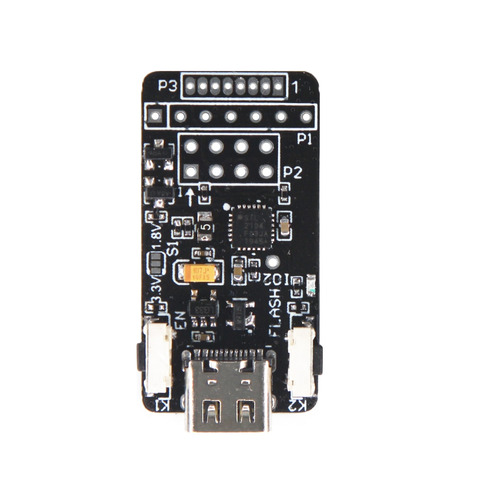 ESP Flasher Rev5  USB Type C for programming ESP32