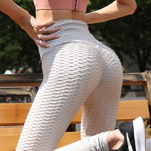 High Waist fitness Running Athletic Pants Women Anti Cellulite Yoga Pants Sport Leggings Push Up Tights Gym Exercise Summer 2021