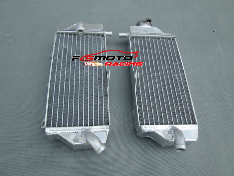 For Yamaha YZF250 YZ250F 2010 2011 10 11 All Aluminum Alloy Radiator