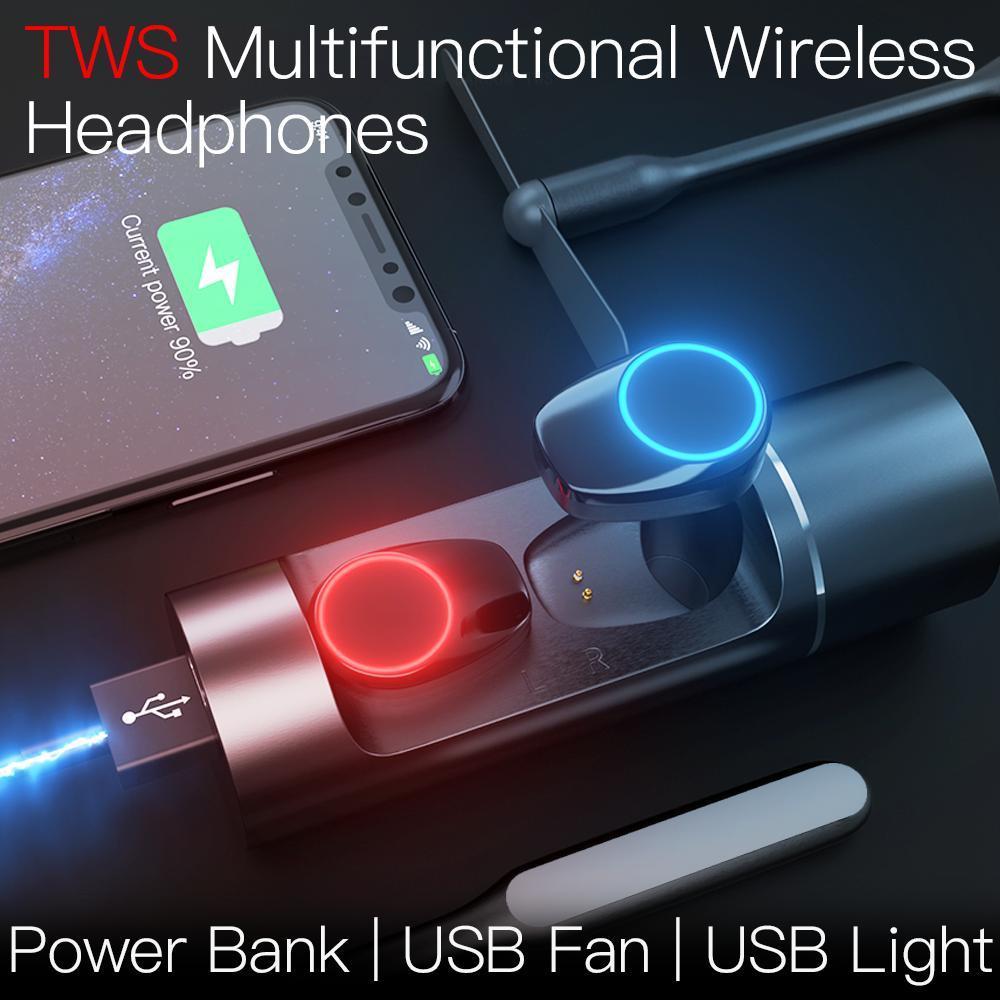 JAKCOM TWS Super auricular inalámbrico encuentro a volante batterie externe funda 8x18650 banco de potencia mini ventilador 1 gadget