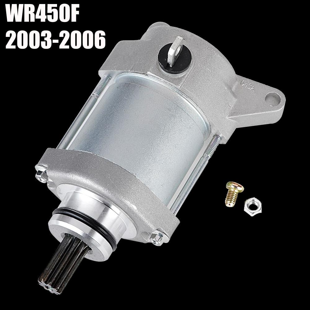كاتب موتور لياماها WR450F 2003 2004 2005 2006 5TJ-81890-00 / 10/20 WR 450F WR 450 F