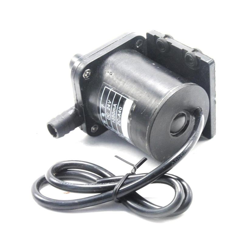 24V DC Mini Brushless Magnetic Hot Water Pump (0-80℃)- No Thread- ZC-A40 недорого