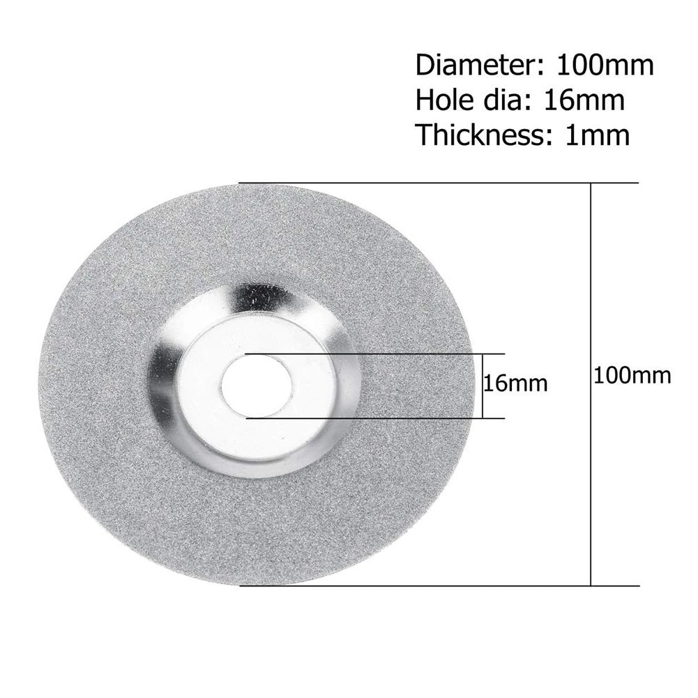 Новинка 2021, шлифовальный диск 100 мм, алмазная резка, дешево, высокое качество, распродажа