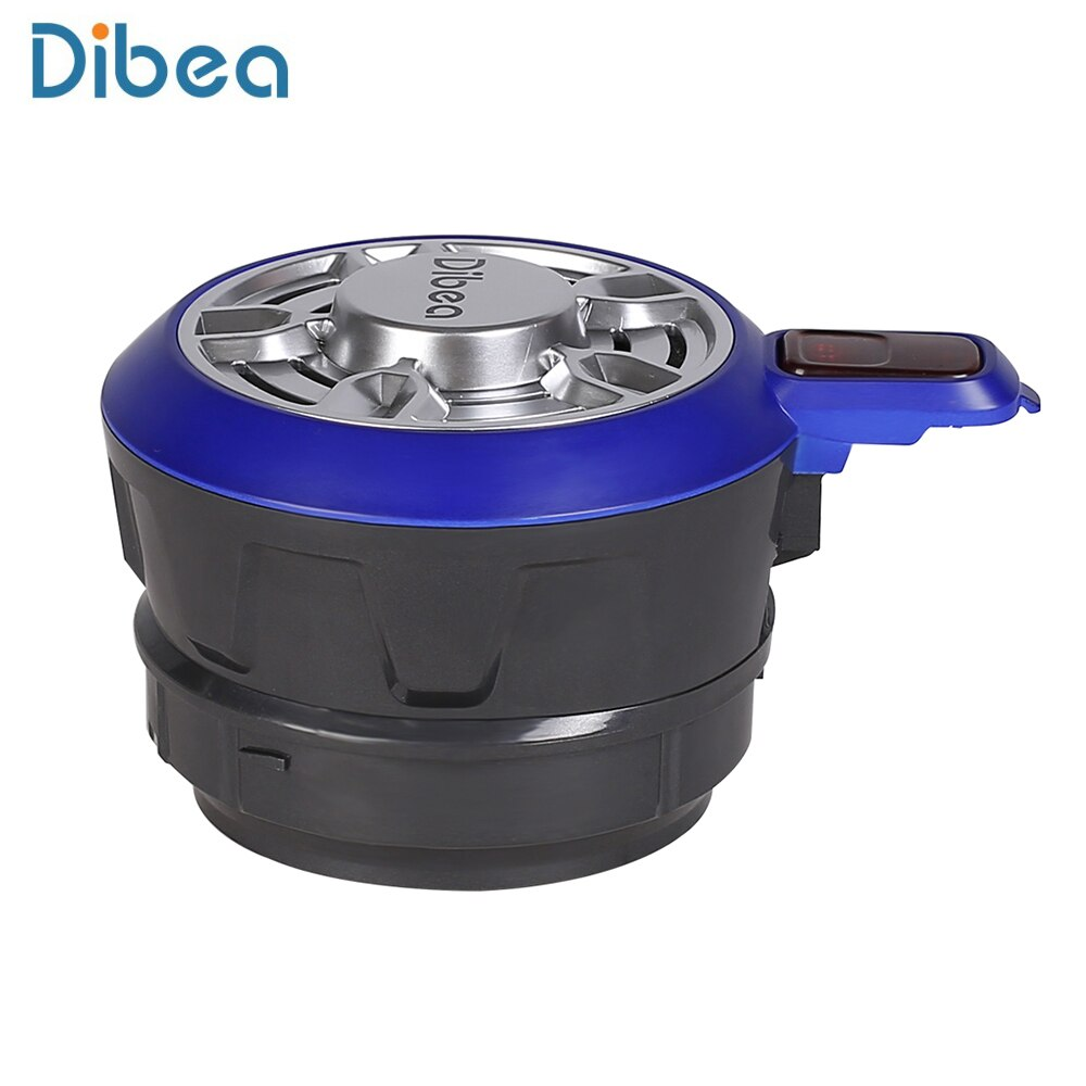 ماكينة كهربائية أصلية, لأجزاء مكنسة كهربائية لاسلكية Dibea D18 ، رأس محرك