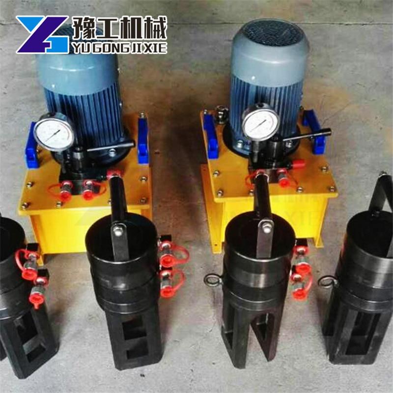 Nowe maszyny do wytłaczania na zimno do kucia na zimno i łączników prętów zbrojeniowych do stali budowlanej
