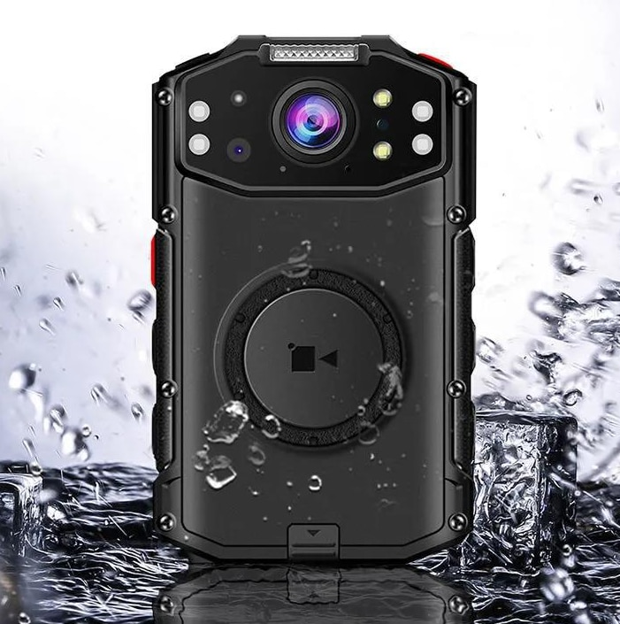 Camoro 4G Body Cameras with Video Recorder WiFi GPS Waterproof Mini Police Body Worn Camera Law Enforcement Recorder