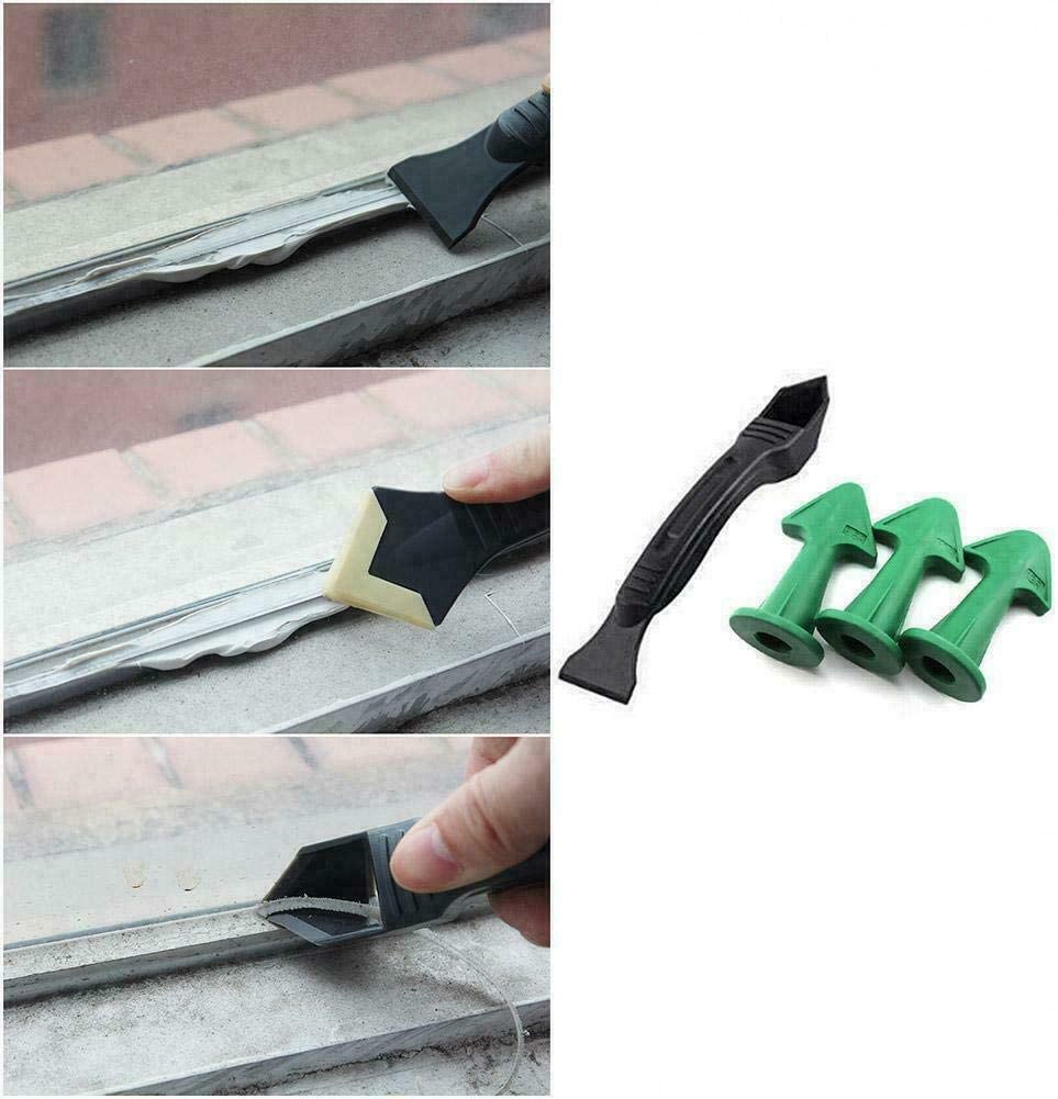 Set raschietto per ugelli sigillante riutilizzabile raschietto - Strumenti di costruzione - Fotografia 3