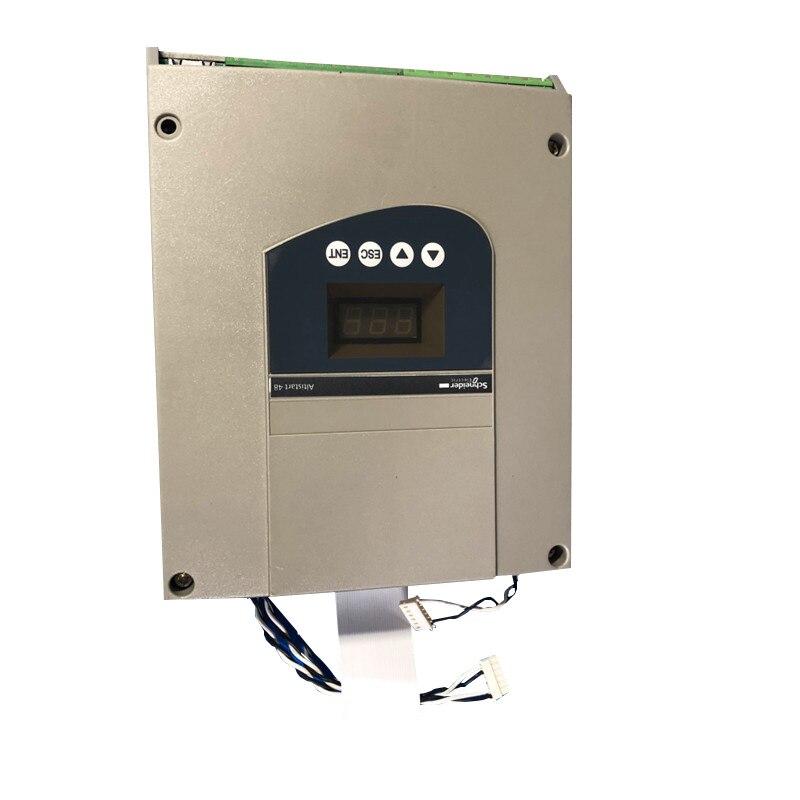 Soft Starter ATS48 Series IO, لوحة لوحدة المعالجة المركزية لوحة تحكم S48 Q/Y VX4G481
