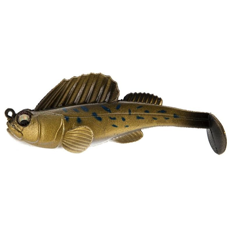 Fishing Lure Hunthouse Bait Soft Lead Jig Dark Dream Swimbaits Soft Lure Fishing Pike Bass Lure