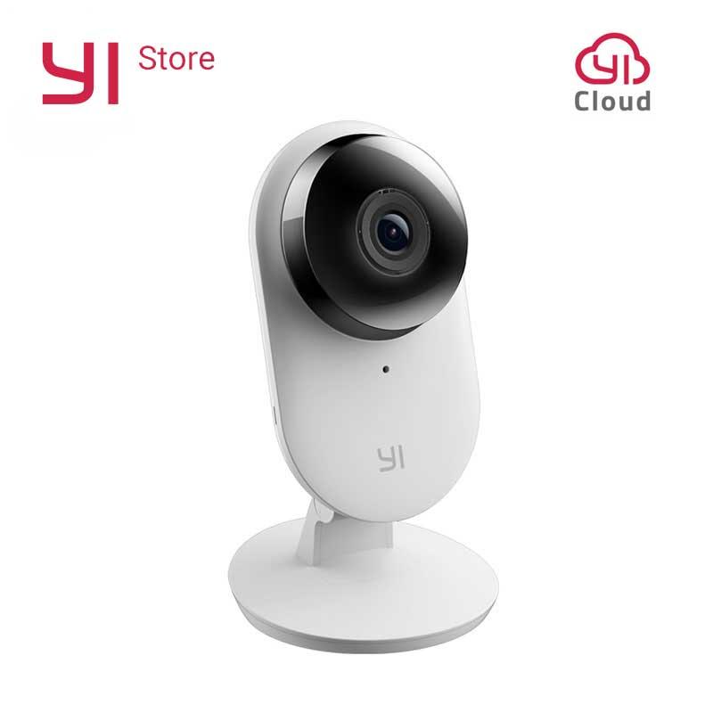 Yi Hause Kamera 2 1080P FHD Smart Kamera Home Security Mini Webcam Drahtlose cctv cam Nachtsicht UNS & EU Edition Android IOS CMOS