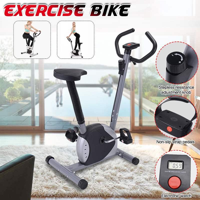 Led bicicleta exercício fitness, ferramentas para bicicleta, cardio, para casa, área interna, equipamento de ginástica