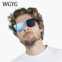 Brand Vintage Sunglasses Men Rimless Square Frame Travel Flat Panel Lens Male Sun Glasses Women Ocul