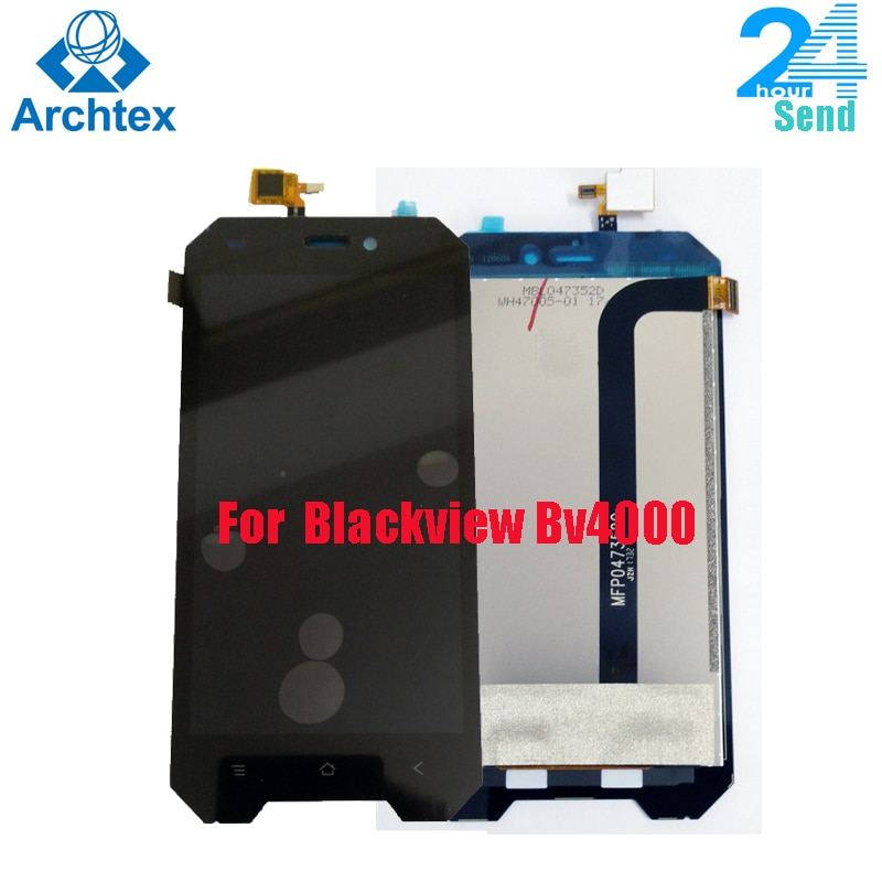 For Original Blackview Bv4000 LCD in Mobile phone LCD Display+Touch Screen Digitizer Assembly lcds +