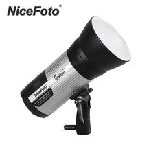 NiceFoto nflash400 400WS GN77 sans fil Studio Flash classique 400 lampe à LED pour la photographie en plein air intégré sans fil haute vitesse