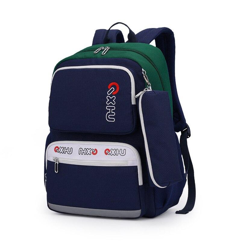 Mochilas escolares impermeables para niños y niñas, mochilas escolares, Mochila escolar para...