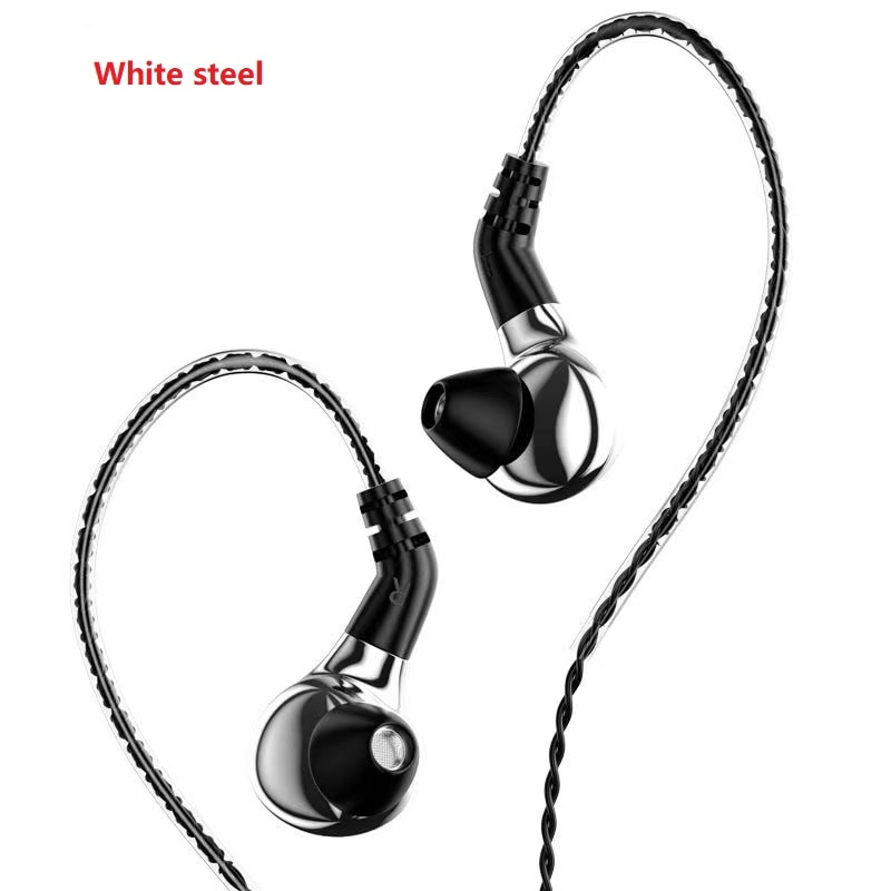 New BLON BL-03 BL03 10mm Carbon Diaphragm Dynamic Driver In Ear Earphone DJ Running Earphone Earbuds Detachable 2PIN Cable BL-01 enlarge