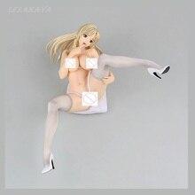 Bible autochtone noir Rika Shiraki Imari Kurumi Miyazawa Skytube filles Sexy Tony PVC figurine modèle à collectionner jouets lelakaya