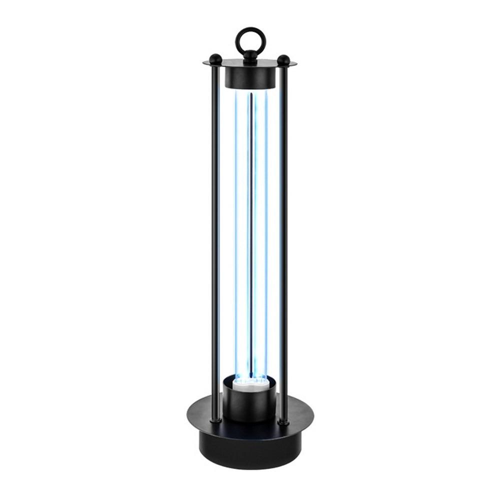 38W UV lamp Quartz Germicidal Disinfection 110V 220V black LED Light bulb Ultraviolet Sterilizer bacterial Kill Mite Home lamp недорого
