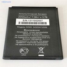 3.7V 2050 Mah Voor Dns S4505 S4505M S4506 Аккумулятор Batterie Bateria Batteria Batterij Batteri Batterij