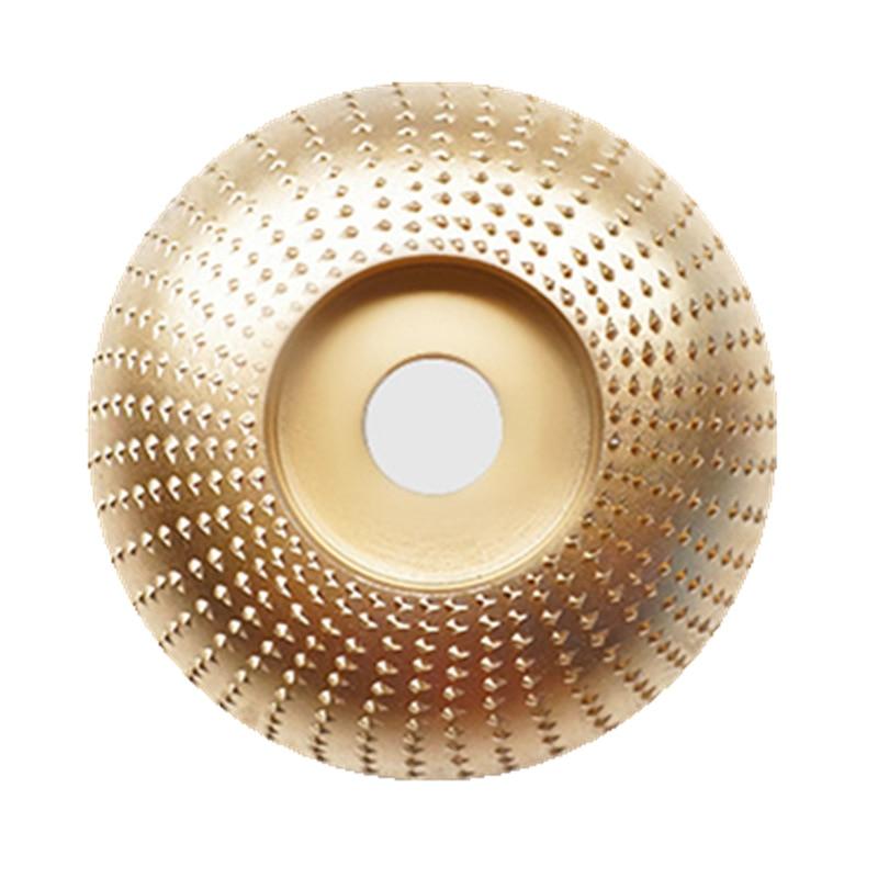 Rueda de pulido de ángulo de pulido redondo disco de modelado de - Herramientas abrasivas - foto 3