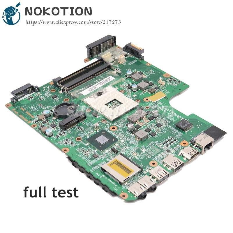 NOKOTION-اللوحة الأم للكمبيوتر المحمول TOSHIBA satellite L740 L745 ، HM65 DDR3 UMA HD A000093450 DATE5MB16A0