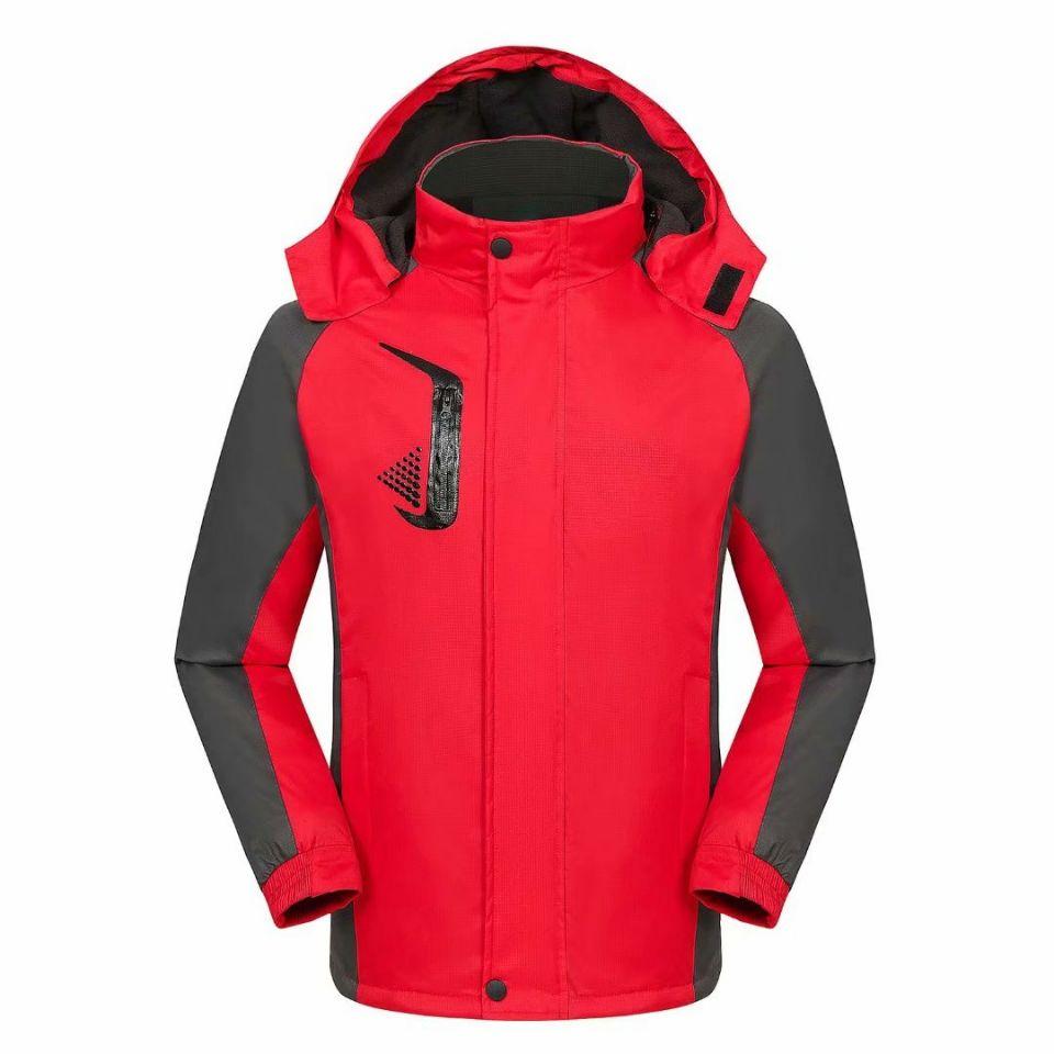 Новая высококачественная уличная ветрозащитная и непромокаемая Толстая куртка женская куртка для альпинизма Мужская и Женская водонепрон...